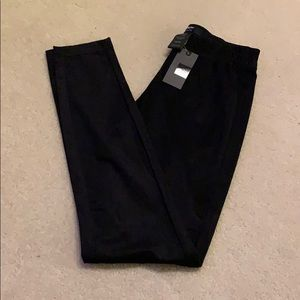 Black Swede Skinny Leggings, NWT